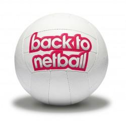 Back to Netball logo